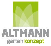 ALTMANN Garten Konzept, Gartenkonzept Altmann, Gartenplanung Essen Logo